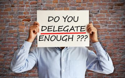 6 Step High Productivity Delegation Skill